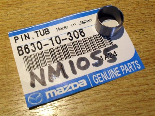 Cylinder head locating dowel / pin, genuine Mazda MX-5, B63010306